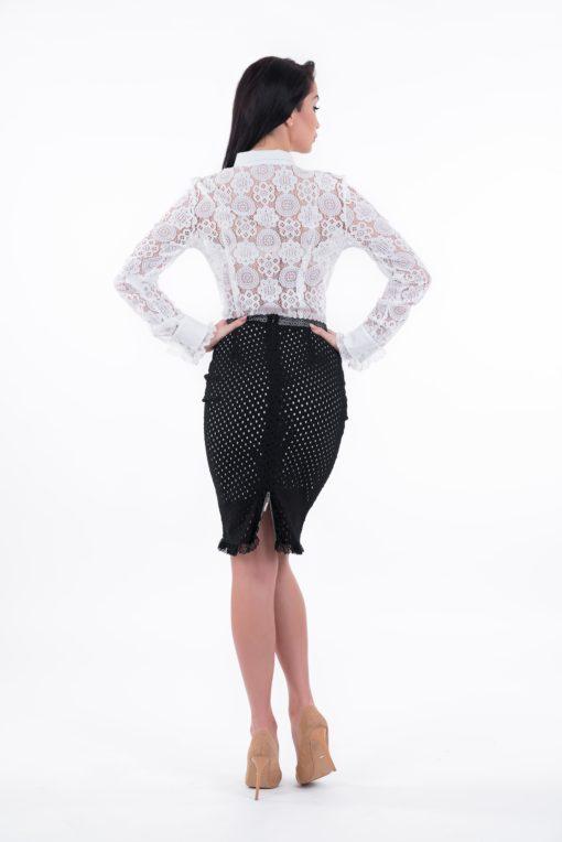 Spódnica koronkowa Irma, spódnica biznesowa