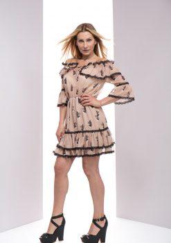 Sukienka LoLa Łabądki, sukienka LoLa LuLu, Sukienka LuLu, Sukienka letnia, sukienka na lato, sukienka na randkę