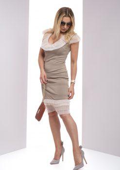 Sukienka Monique, sukienka lulu, sukienka lulu by adriana okoń, sukienka VIP, sukienka exclusive, sukienka polskich projektantów, sukienka na wesele, sukienka na komunię