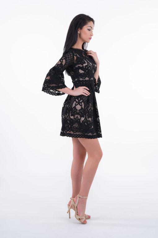 sukienka koronkowa, koronka, elegancka, wesele, poprawiny, ślub, karnawał, taliowana