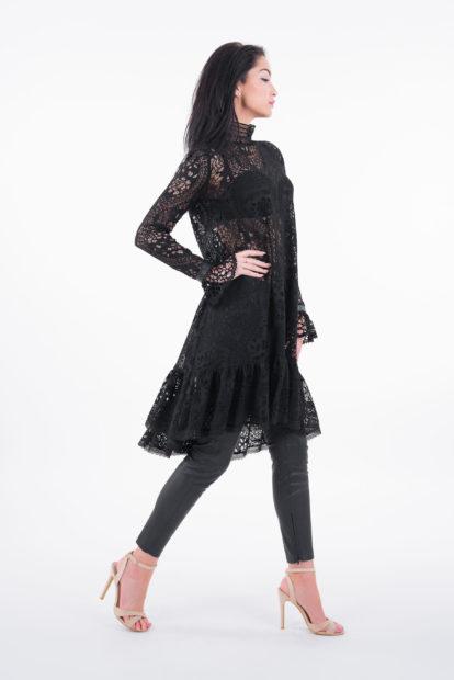 Sukienka Tunika Chantal, Tunika koronkowa, Tunika LuLu, Exclusive Tunika, VIP Tunika, VIP Fashion, Top Quality